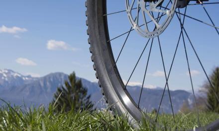 Cyklotrasy na území polského tatranského parku