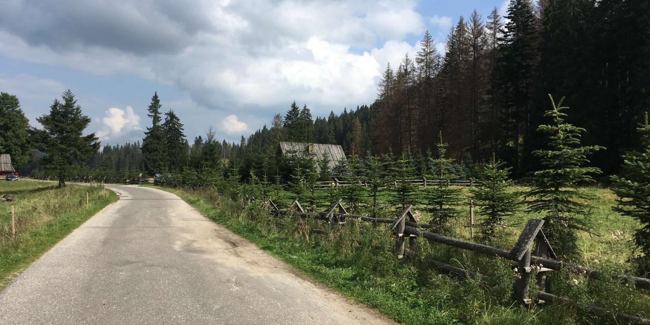 Dolina Chochołowská – pěšky, na kole či na lyžích