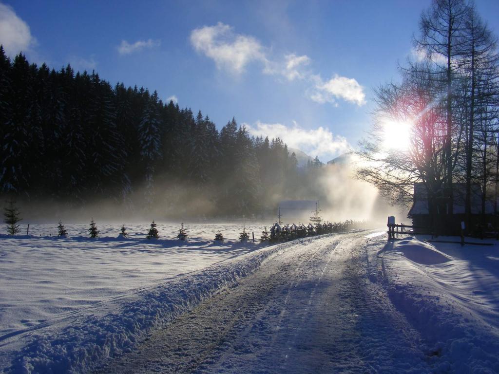 Dolina Chochołowská