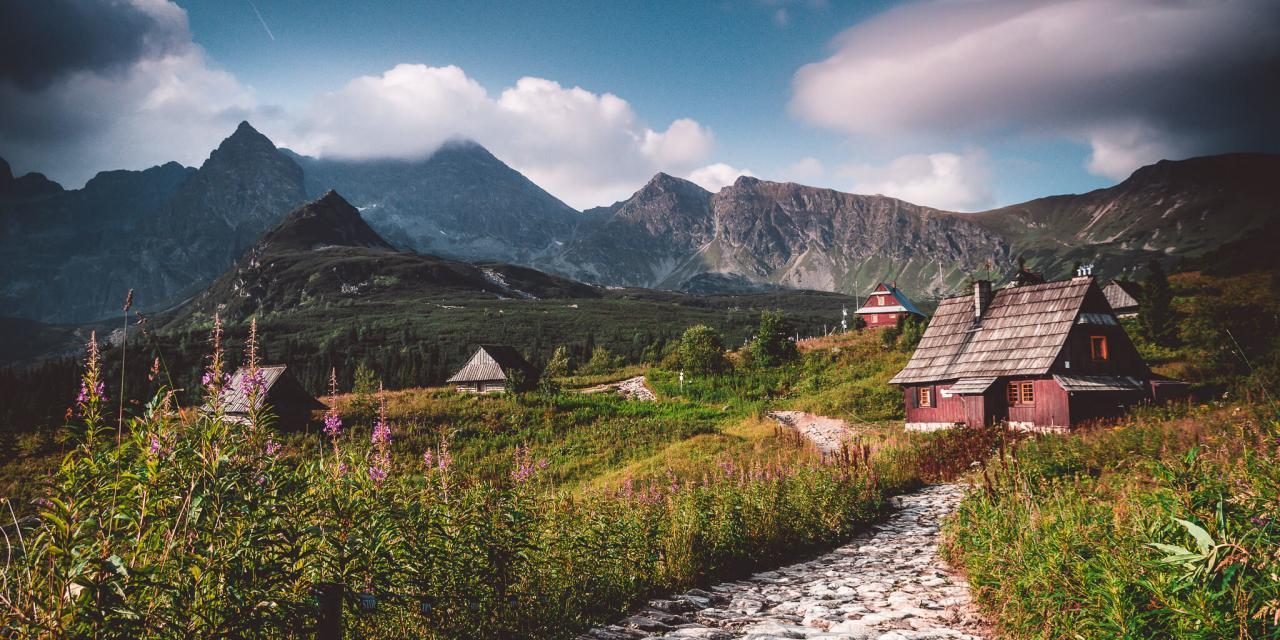Hala Gasenicowa – přírodní ráj pod mohykány