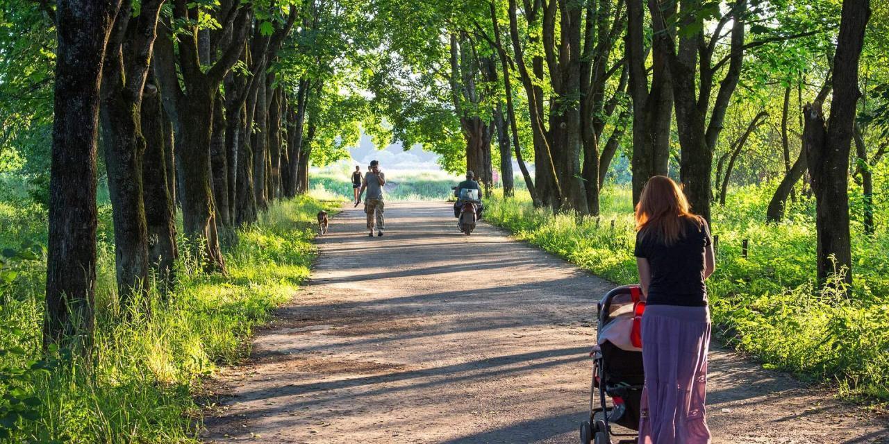 Polské Tatry s kočárkem – kam se dá jít s dětmi
