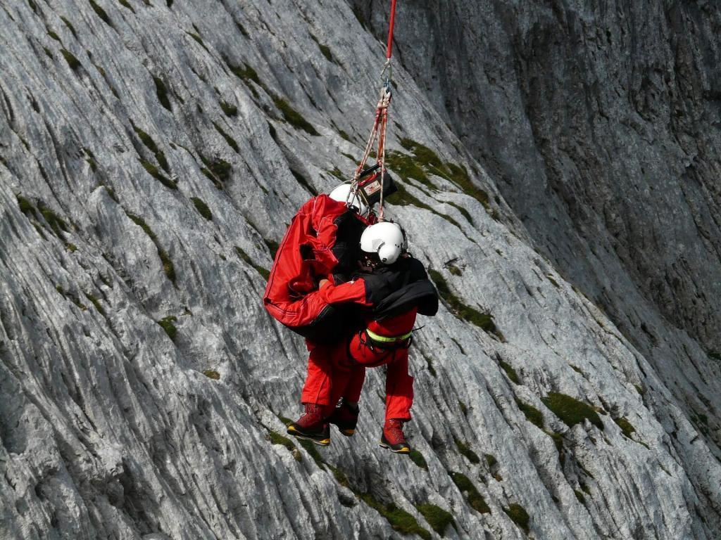 První pomoc v horách - polské tatry