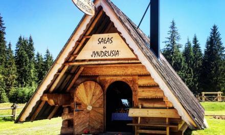 Salaš – mini továrna na domácí sýr Oszczypek