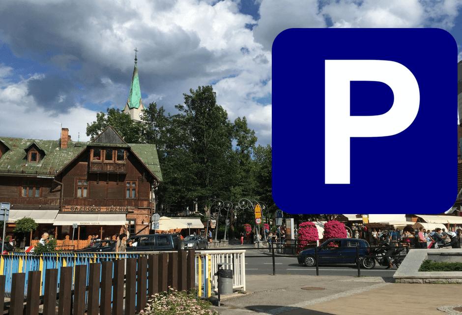 Zakopané – parkování a využití místní dopravy