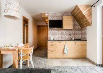 Apartmány Cubrynka