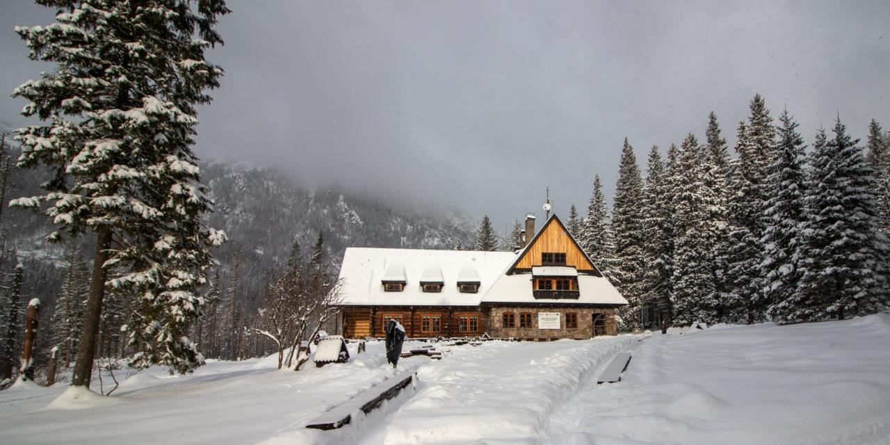 Horské chaty Schroniska v polských Tatrách