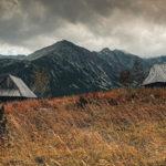 Hala Gąsienicowa – podzimní pastva pro oči