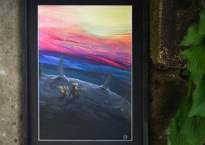 Malování obrazů