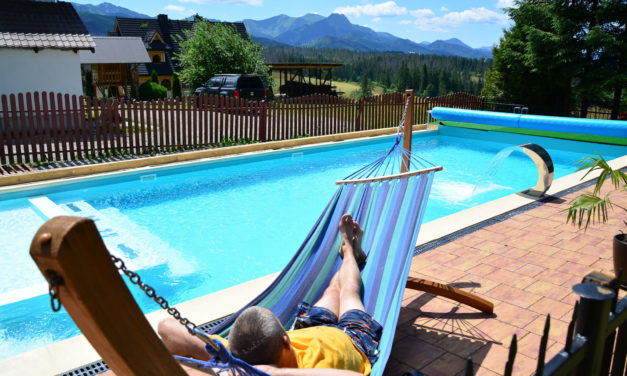 Willa Grand Karpatia SKI & SPA s výhledem na hory