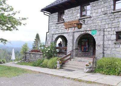 Horská chata Glodowka