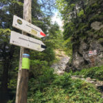 Barva turistické stezky a její význam