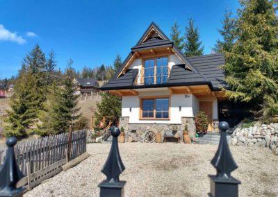 Domek u Gochy – Tatry jako na dlani