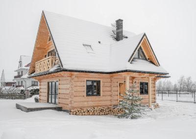 Ziebowe Domki – dům až pro 16 lidí