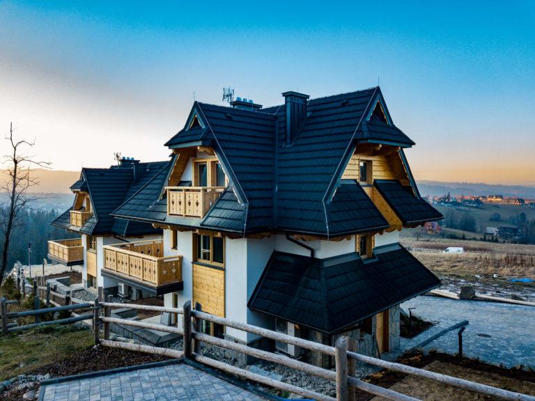Tatrzanska Polana – Stylové domy Zakopané