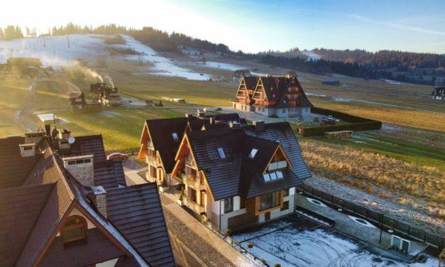 Apartmán Białczański Sen – Termály a lyžování
